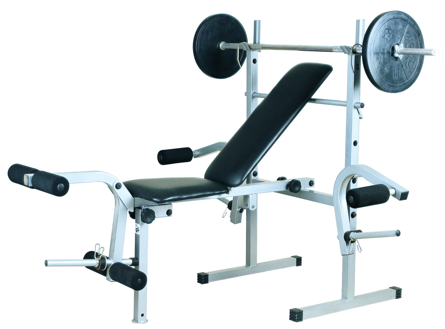 Singapore home gym 03 29 11 Bench weights