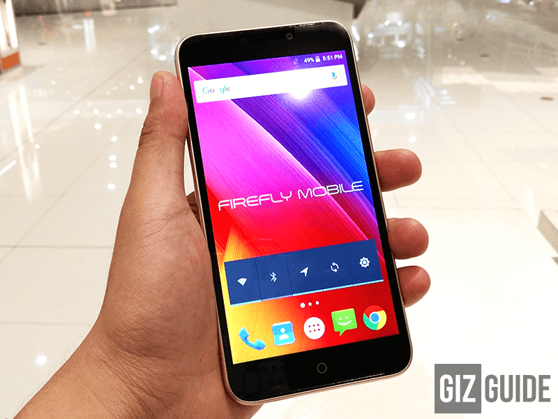 Quick Firefly Mobile Intense Desire Review And First Look ...