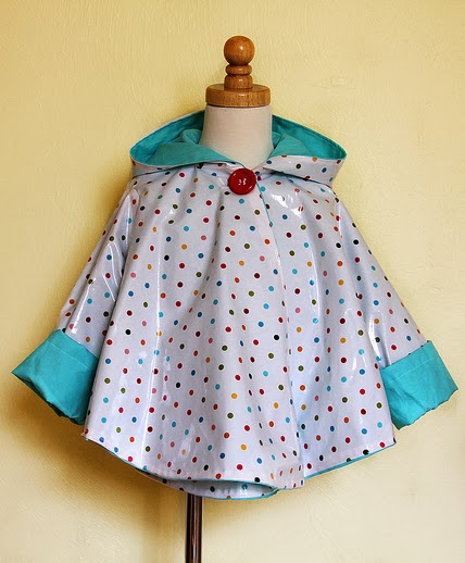 Tutorial impermeable niña