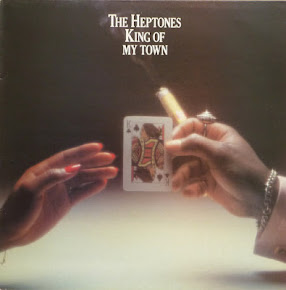 THE HEPTONES LP COM MELO DE XULIPA VERSION