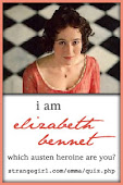 I am Elizabeth Bennett