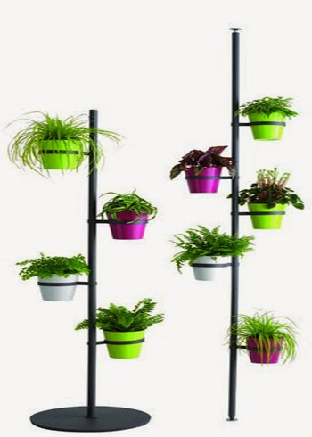 design with hanging flower pots | Vietnam Outdoor Furniture