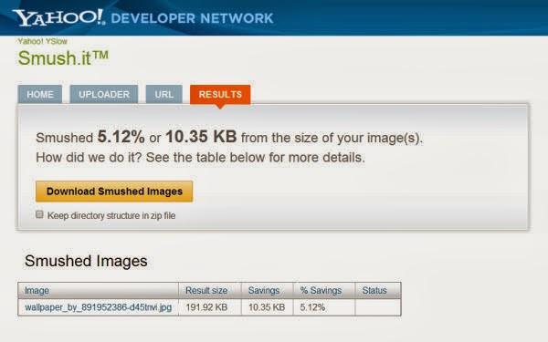 Smush.it-Yahoo!-compresión de imagen-optimizar sitio web