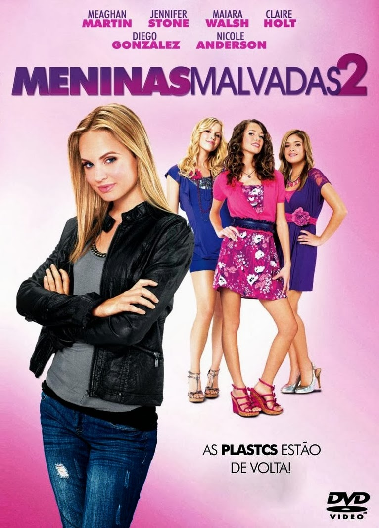 Meninas Malvadas 2 – Dublado (2011)