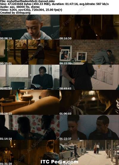My Brother The Devil 2012 DVDRip x264 AAC - Ganool