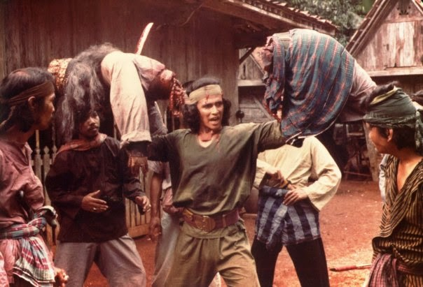 Cult, Exploitation, and B Movies from Indonesia