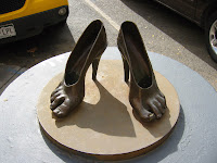 """High Heeled Feet"""
