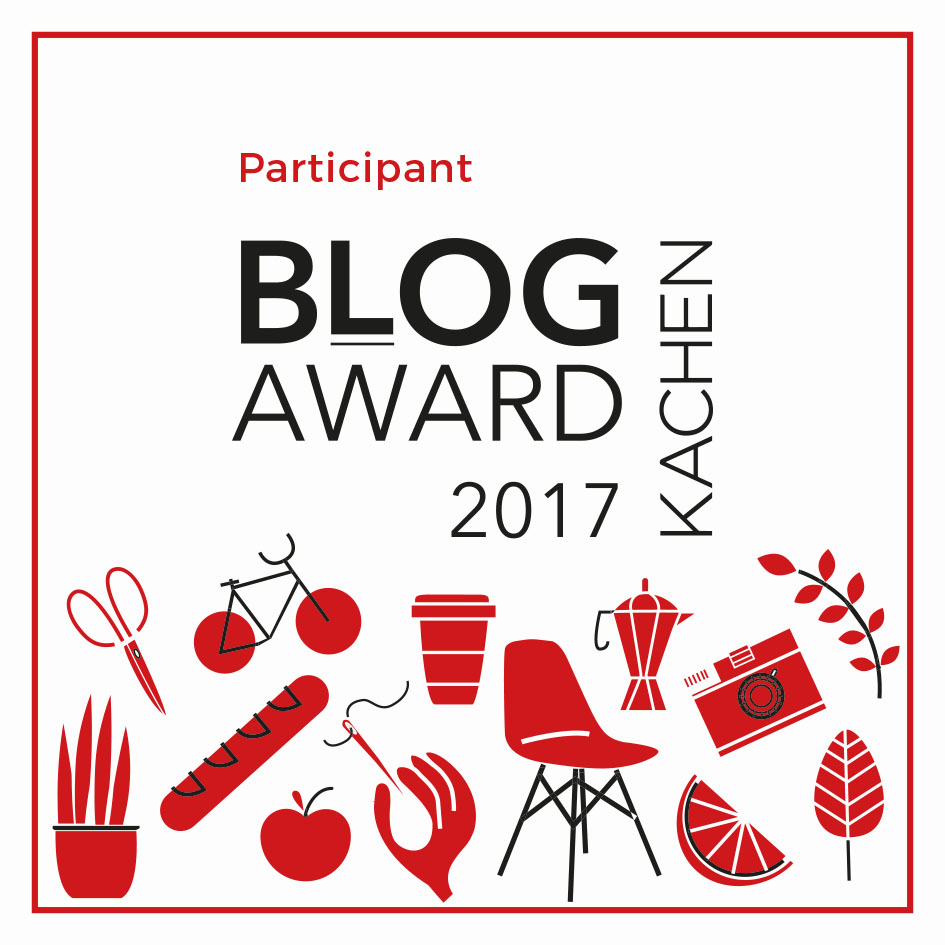Blog Award Participant