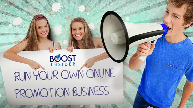 Boost Insider Get Paid For Social Media