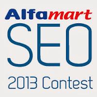 Kontes SEO Alfamart 2013