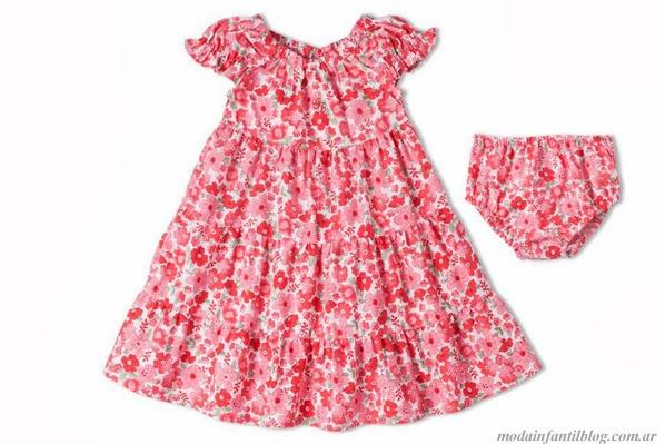 GdeB vestidos para niñas primavera verano 2014