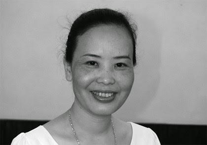 Bà Hoàng Thị Lan Anh