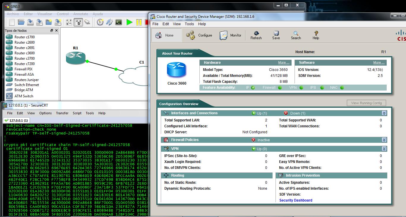 Cisco sdm torrent