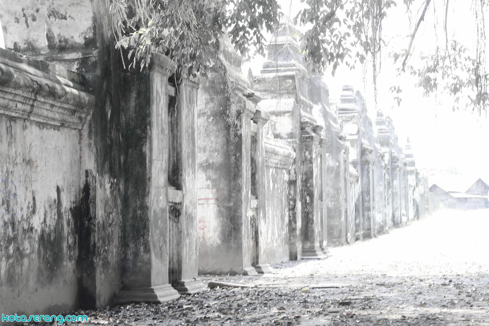 Benteng Kaibon - Banten Lama