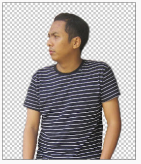 Tutorial Cara Edit Background Foto dengan Photoshop CS6