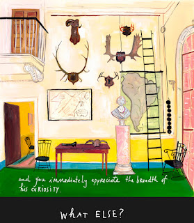 by Maira Kalman for the New York Times
