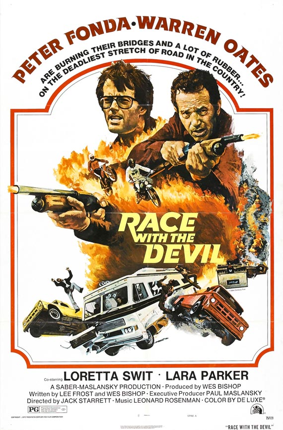 car exploitation movies race with devil