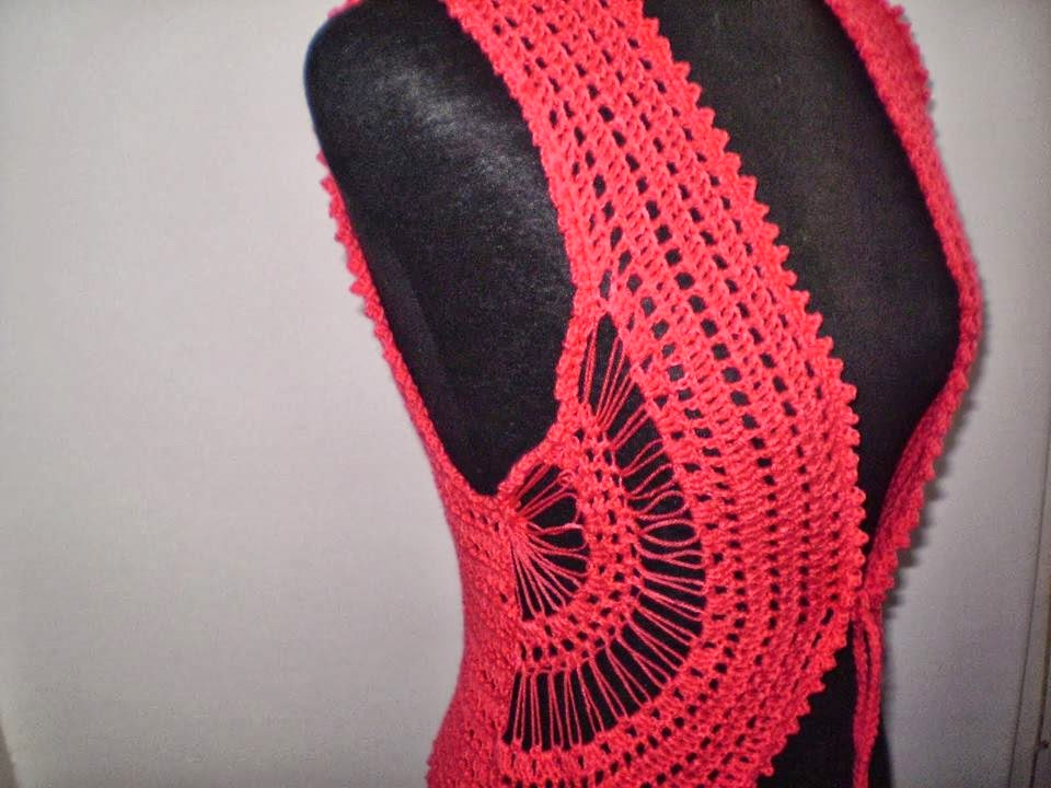 Kırmızı Bolero Modeli
