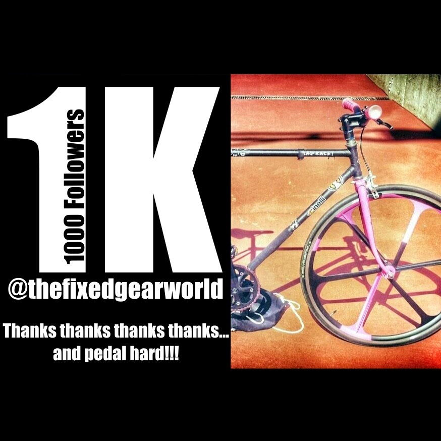 Fixed gear world Instagram - fixed gear in instagram