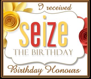 Birthday Honours!