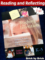 Teaching with Intention cover (Brick by Brick)