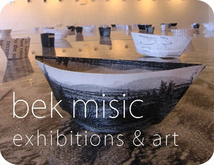 BEK MISIC EXHIBITIONS AND ART