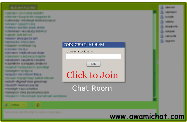 pakistani mix chat rooms without registration questions