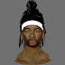 NBA 2K14 Jordan Hill Cyberface New Hairstyle