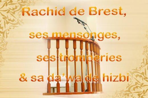 rachidabouhoudeyfa.fr - Mise en garde contre Rachid de Brest & ses semblables