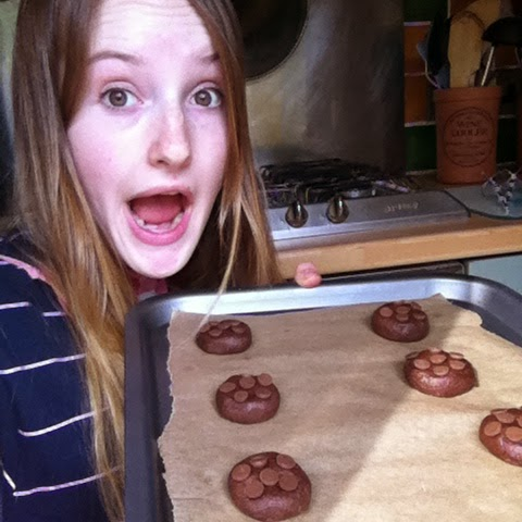 Bakey Sunday: Double Chocolate Chip Cookies