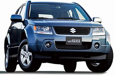 Daftar Harga Mobil Suzuki Terbaru 2013