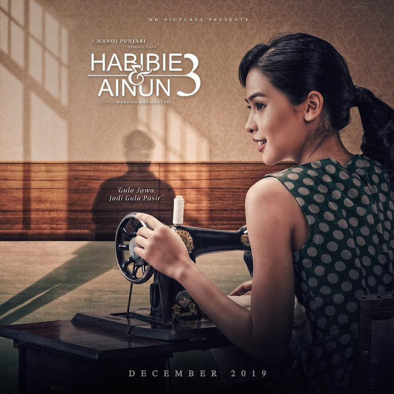 26 DISEMBER 2019 - HABIBIE AND AINUN 3 (Indonesian)