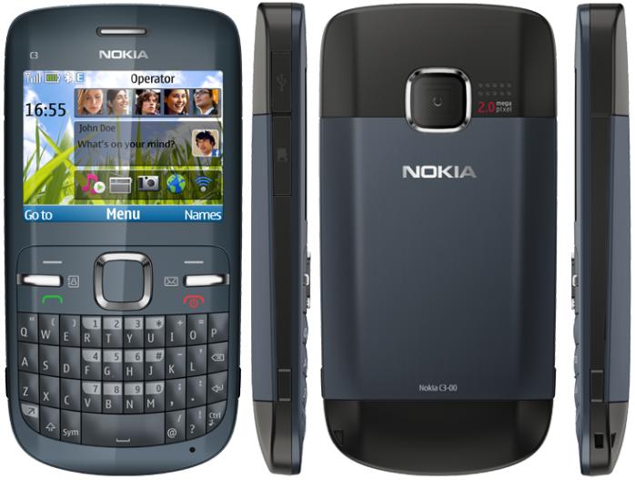 Harga Nokia C3 dan spesifikasinya