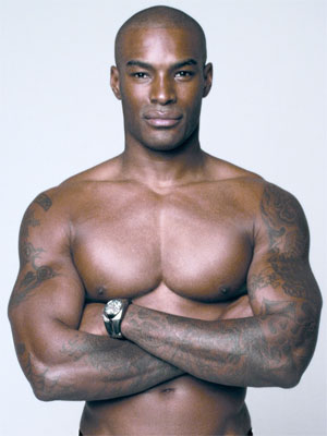 The ever sexiest black male model in the century - Tyson Beckford.