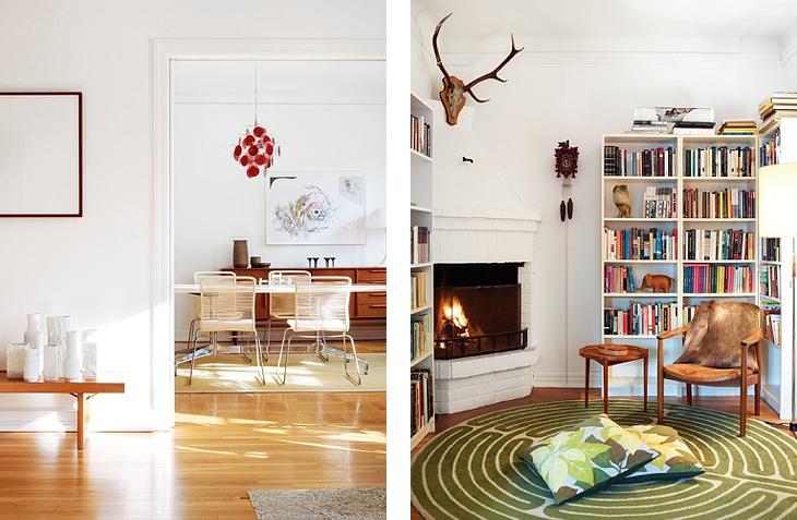 design attractor: Artistic Apartment in Norway