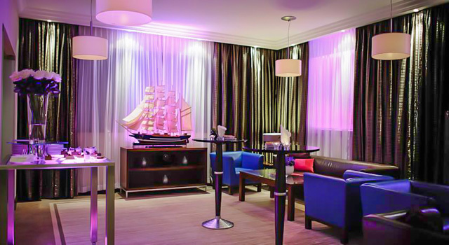 Warszawa Hotel InterContinental Poland