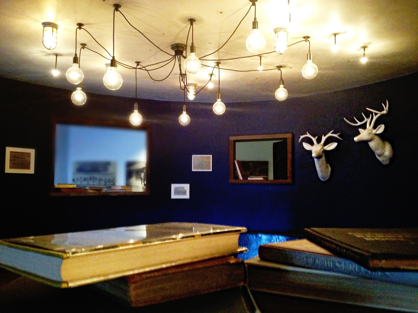 Blue Cow Kitchen And Bar Vixens La Happy Hours August 2013