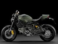 Gambar Motor - 2013 Ducati Monster 1100 EVO Diesel 3