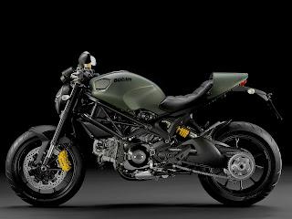 2013 Ducati Monster 1100 EVO Diesel Motorcycle Photos 3