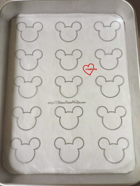 Loving Creations For You: Mickey And Minnie Mouse Oreo Cookies N