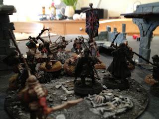 Hobbit SBG - Aragorn wounds Gothmog Morannon orcs
