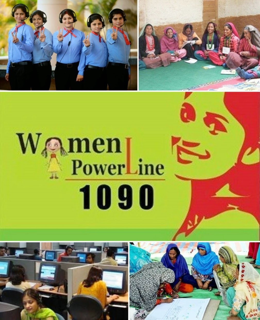 Women Power Line, Empower Women