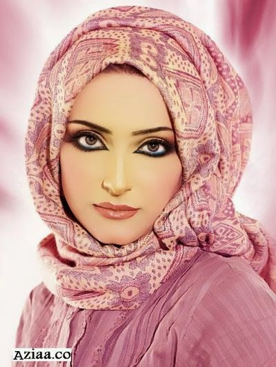 Hijab moderne pour fille