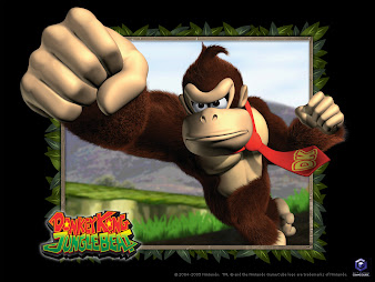 #1 Donkey Kong Wallpaper