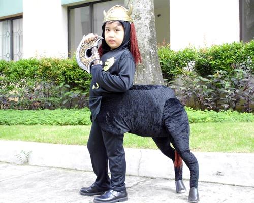 Centaur costume, Centaur DIY costume