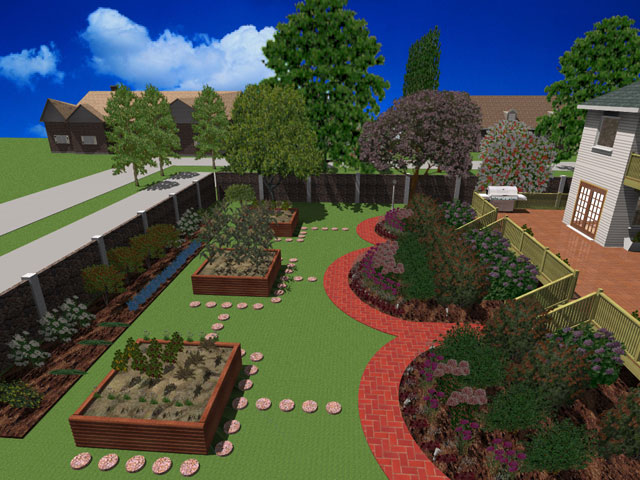 Living in gods garden for Home design 3d outdoor garden 4 0 8