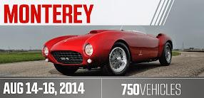 Mecum Auction - Monterey