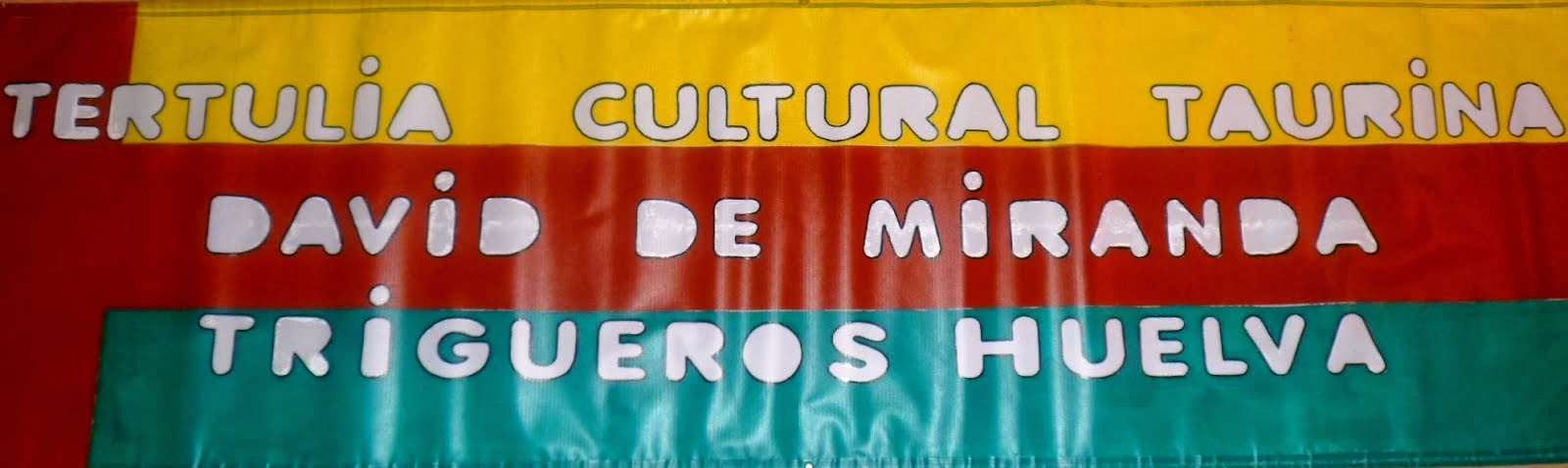 Nuestro Pueblo por bandera