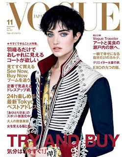 VOGUE JAPAN 2016年11月号  118MB