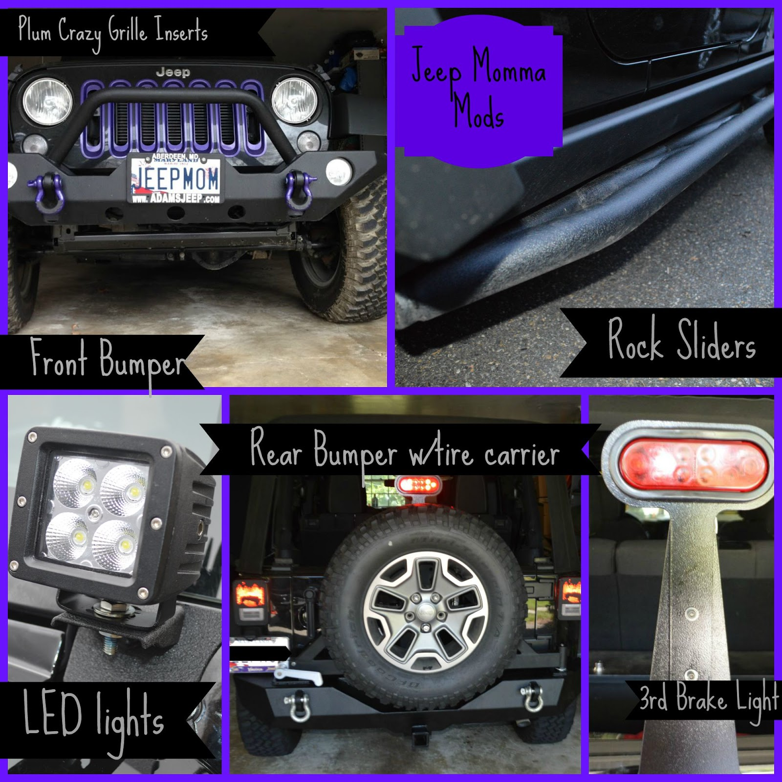 Jeep Wrangler Trunk Storage Bags at a Reasonable Price  sc 1 st  Jeep Momma & Jeep Momma - Blog: Jeep Wrangler Trunk Storage Bags at a Reasonable ...